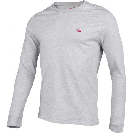 Pánské triko s dlouhým rukávem - Levi's LS ORIGINAL HM TEE - 2