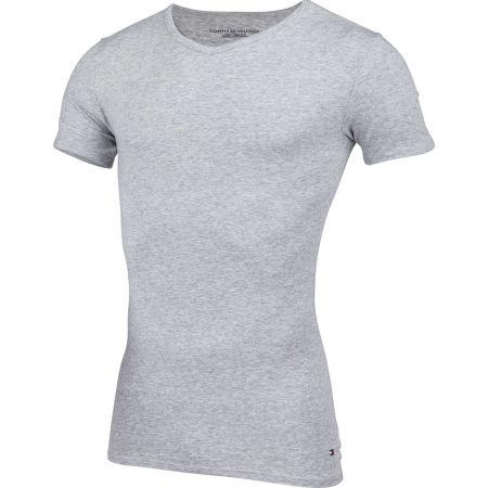 Pánské tričko - Tommy Hilfiger VN TEE SS 3 PACK PREMIUM ESSENTIALS - 9