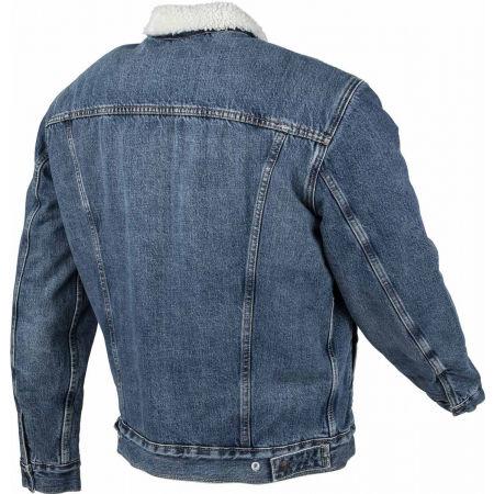 Pánská džínová bunda - Levi's TYPE 3 SHERPA TRUCKER CORE - 3