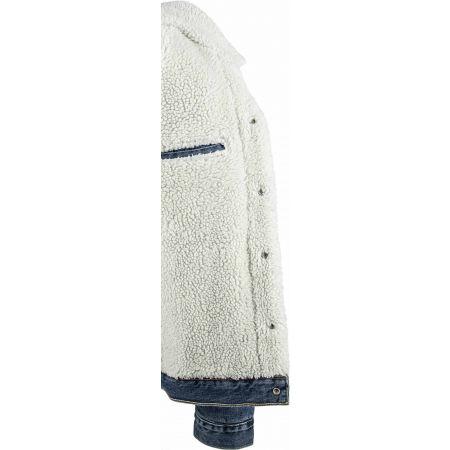 Pánská džínová bunda - Levi's TYPE 3 SHERPA TRUCKER CORE - 4