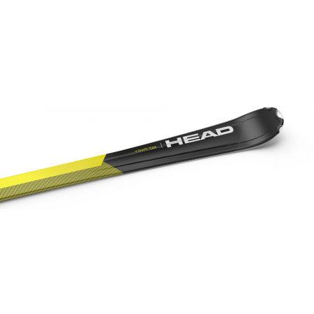 Juniorské sjezdové lyže - Head V-SHAPE TEAM SLR PRO + SLR 7.5 GW AC - 3