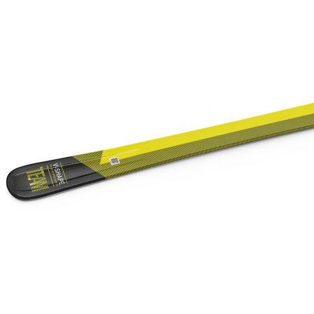 Juniorské sjezdové lyže - Head V-SHAPE TEAM SLR PRO + SLR 7.5 GW AC - 4