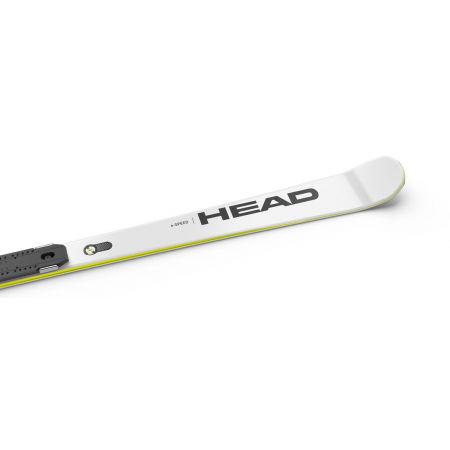 Sportovní sjezdové lyže - Head WC REBELS E-SPEED SW RP + FF 11 - 3