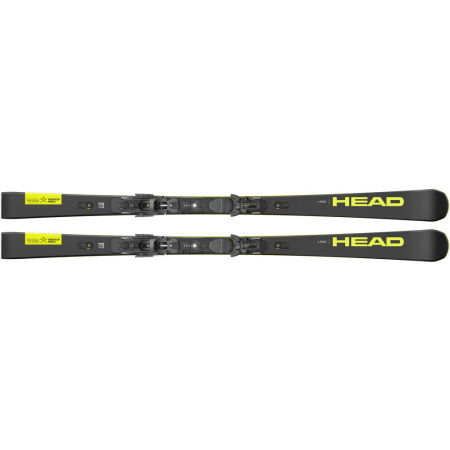 Sportovní sjezdové lyže - Head WC REBELS E-RACE SW RP + FF 11 - 2