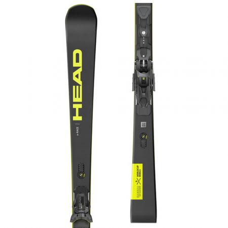 Sportovní sjezdové lyže - Head WC REBELS E-RACE SW RP + FF 11 - 1
