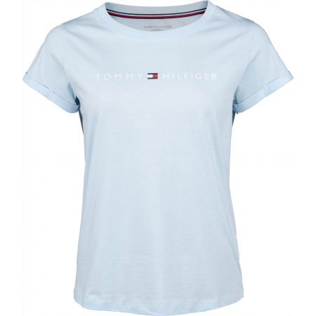 Dámské tričko - Tommy Hilfiger RN TEE SS LOGO - 1