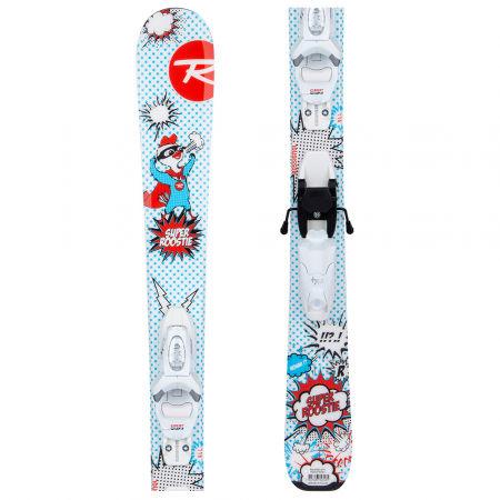 Pánské sjezdové lyže - Rossignol SUPER ROOSTIE X+KID 4 - 1