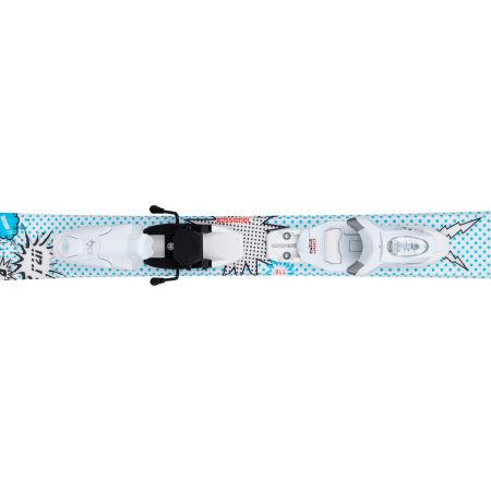 Pánské sjezdové lyže - Rossignol SUPER ROOSTIE X+KID 4 - 4