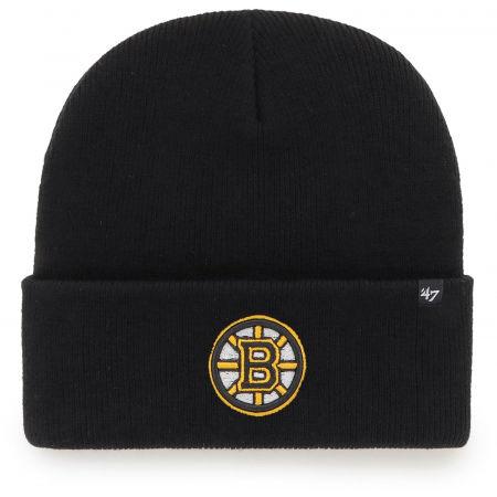 47 NHL BOSTON BRUINS HAYMAKER '47 CUFF KNIT BLK