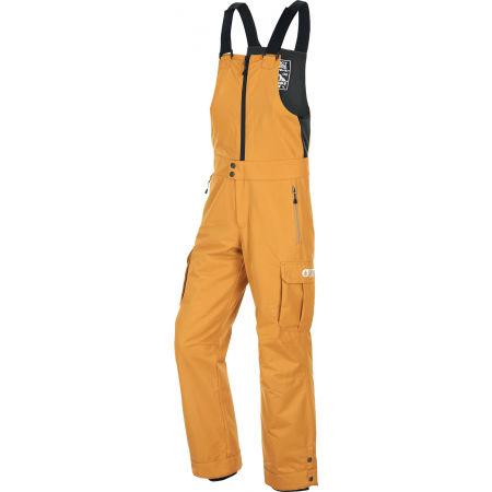 Picture AUGUST BIB - Dětské lyžařské kalhoty