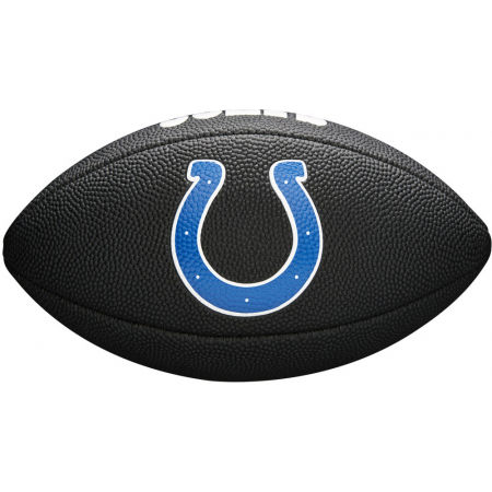 Wilson MINI NFL TEAM SOFT TOUCH FB BL - Mini míč