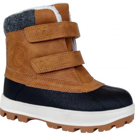 Dětská zimní obuv - Willard KIDDO - 1