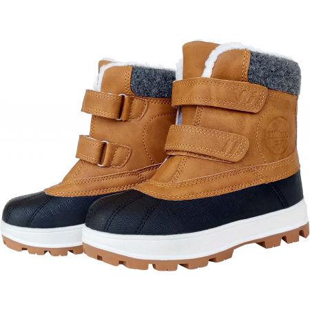 Dětská zimní obuv - Willard KIDDO - 2
