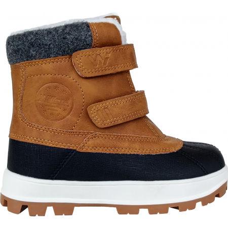 Dětská zimní obuv - Willard KIDDO - 3