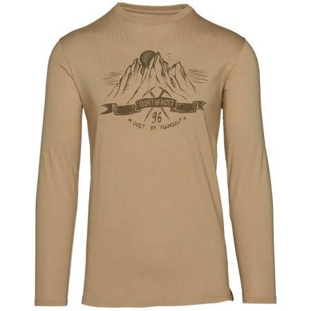 Northfinder ORGEJ - Pánské tričko