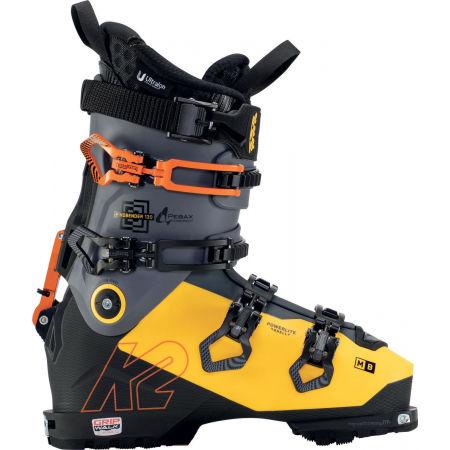 K2 MINDBENDER 130 - Pánské sjezdové lyže