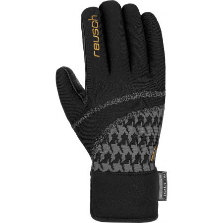Dámské lyžařské rukavice - Reusch RE:KNIT VICTORIA R-TEX® XT - 1