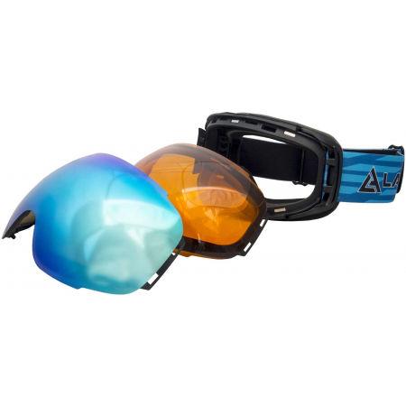 Lyžařské brýle - Laceto SHIFT OTG - 4