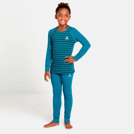 Dětský set funkční prádla - Odlo SET ACTIVE WARM KIDS - 4