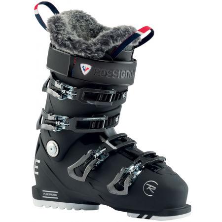 Rossignol PURE PRO 80 SOFT BLACK - Dámské lyžařské boty