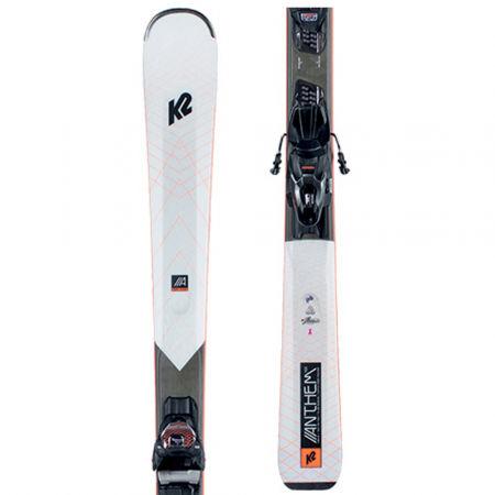 K2 ANTHEM 76X + ER3 10 COMPACT Q - Dámské allmountain lyže s vázáním