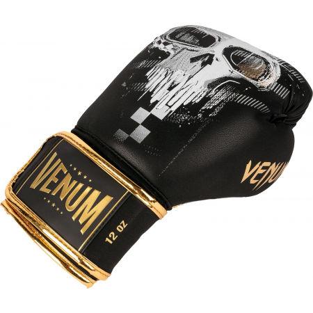 Boxerské rukavice - Venum SKULL BOXING GLOVES - 2