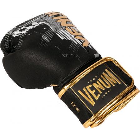 Boxerské rukavice - Venum SKULL BOXING GLOVES - 3