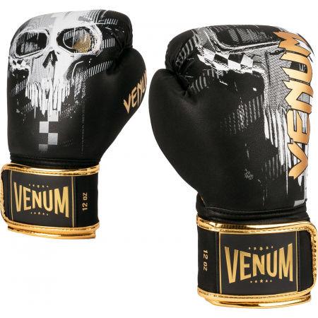 Venum SKULL BOXING GLOVES - Boxerské rukavice