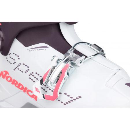 Dětské lyžařské boty - Nordica SPEEDMACHINE J 2 - 6