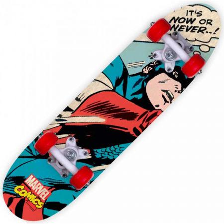 Dětský skateboard - Disney CAPTAIN AMERICA - 2