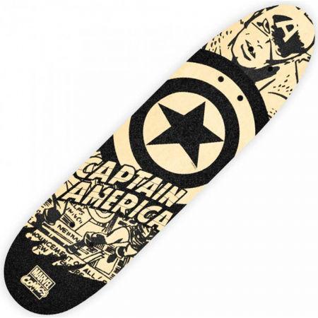 Dětský skateboard - Disney CAPTAIN AMERICA - 3