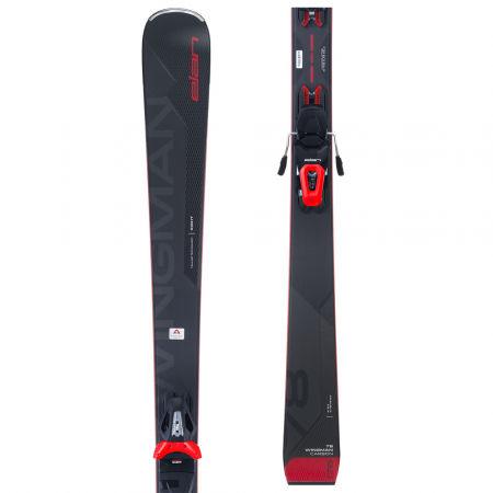Pánské sjezdové lyže - Elan WINGMAN 78 C PS+EL 10 - 1
