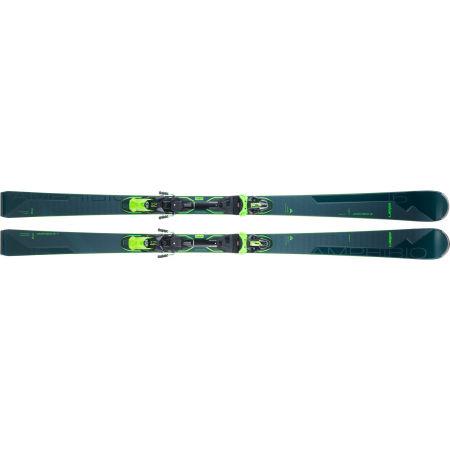 Pánské sjezdové lyže - Elan AMPHIBIO 16 TI FUSION+EMX 12 - 2