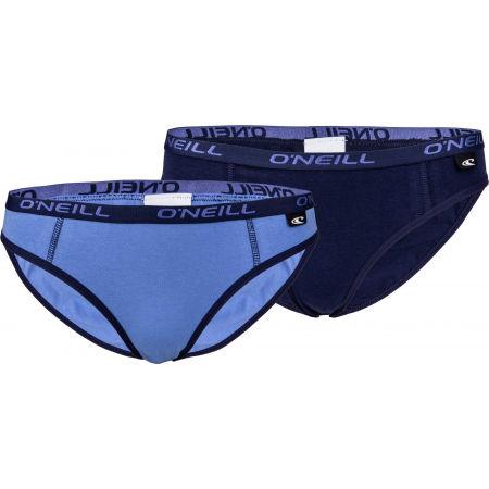 Dámské spodní kalhotky - O'Neill WOMEN BIKINI SLIP PLAIN 2-PACK - 1