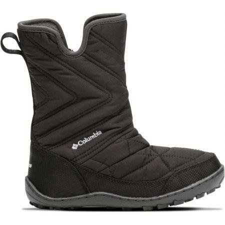 Dětská zimní obuv - Columbia YOUTH MINX SLIP III - 2