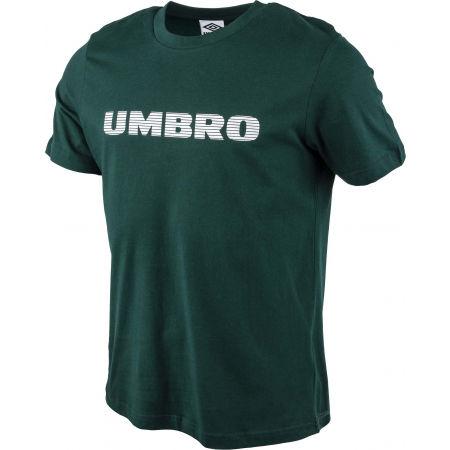 Pánské triko - Umbro LINEAR LOGO TEE - 2