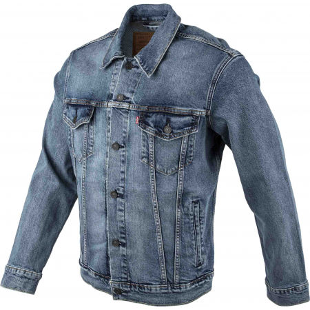 Pánská jeansová bunda - Levi's THE TRUCKER JACKET CORE - 2