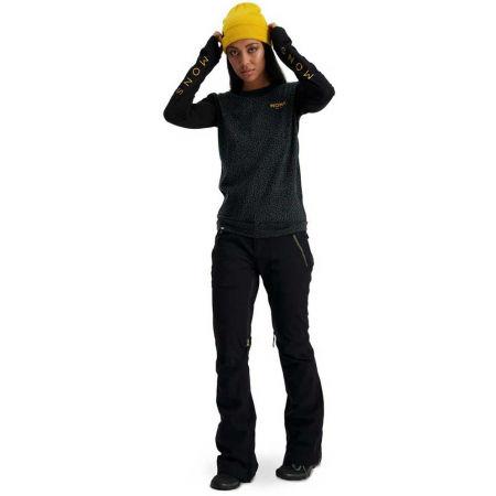 Dámské triko z merino vlny s dlouhým rukávem - MONS ROYALE YOTEI BF TECH - 6