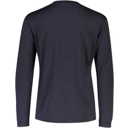 Pánské triko z merino vlny s dlouhým rukávem - MONS ROYALE ICON LS - 2