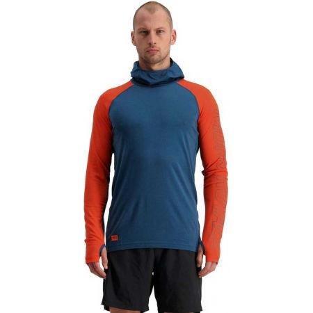 Pánské funkční triko z merino vlny - MONS ROYALE TEMLE TECH FLEX - 4
