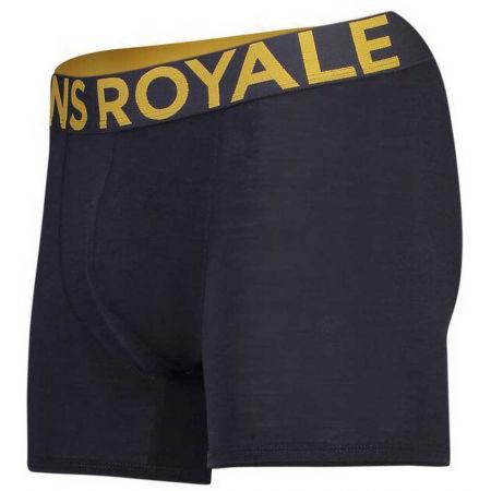 Pánské boxerky z merino vlny - MONS ROYALE HOLD'EM SHORTY - 3