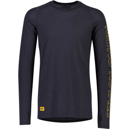 MONS ROYALE TEMPLE TECH LS - Pánské funkční triko z merino vlny
