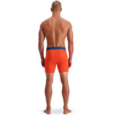 Pánské boxerky z merino vlny - MONS ROYALE HOLD'EM - 5