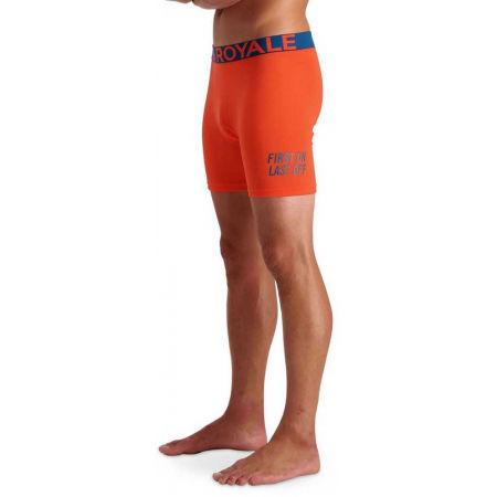 Pánské boxerky z merino vlny - MONS ROYALE HOLD'EM - 7