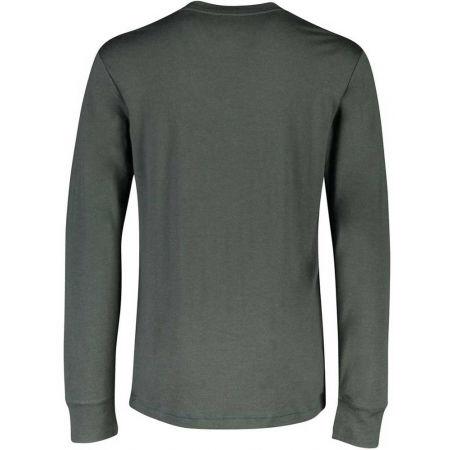 Pánské triko z merino vlny - MONS ROYALE YOTEI TECH LS - 2