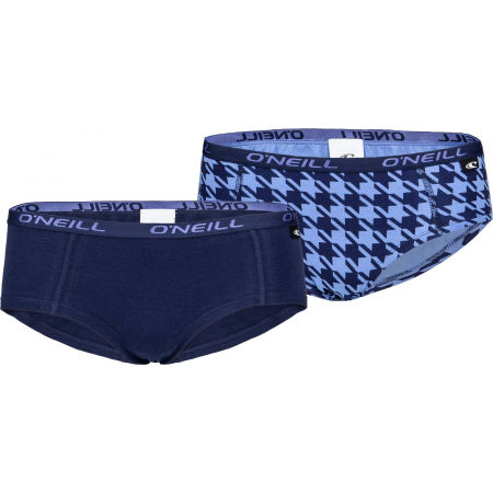O'Neill WOMEN HIPSTER PIED DE POULE SEASON - Dámské kalhotky