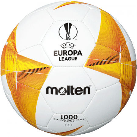 Fotbalový míč - Molten UEFA EUROPE LEAGUE REPLICA MINI