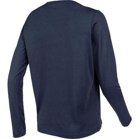 Dámské triko s dlouhým rukávem - Tommy Hilfiger CN TEE LS LOGO - 3