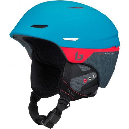 Lyžařská helma - Bolle MILLENUIM M.BLU FLASH (54 - 58) CM