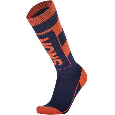 Pánské lyžařské ponožky z merino vlny - MONS ROYALE MONS TECH CUSHION - 1